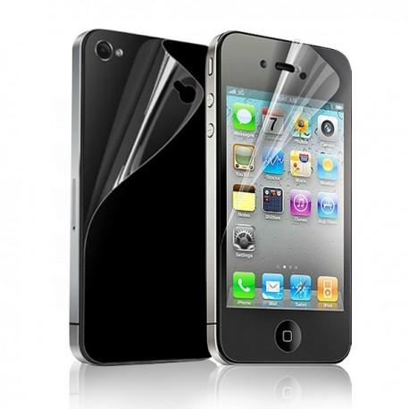 Pelicula de protectie iPhone 4/4S Front+Back