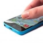 Pelicula de protectie iPhone 5C Front+Back