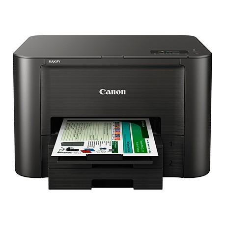 Imprimanta cu jet Canon MAXIFY iB4040 Black