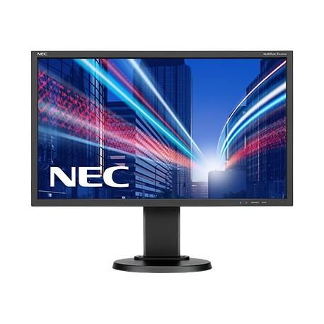 Monitor NEC E243WMi-BK Black