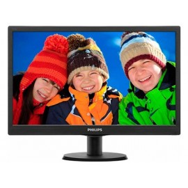 Monitor Philips 193V5LSB2 Black