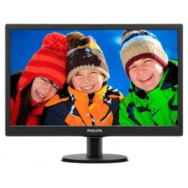 Monitor Philips 203V5LSB26 Black