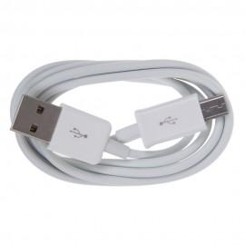 Cablu Micro USB GO COOL pentru GSM White