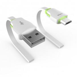 Cablu de date USB GO COOL LINE XS-04s pentru GSM White