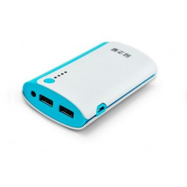 Power bank PZX PZX-C142 10400 mAh White-Blue