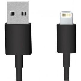 Cablu de date USB GO COOL XS-05i pentru iPhone 5/6/plus/iPadMini Black