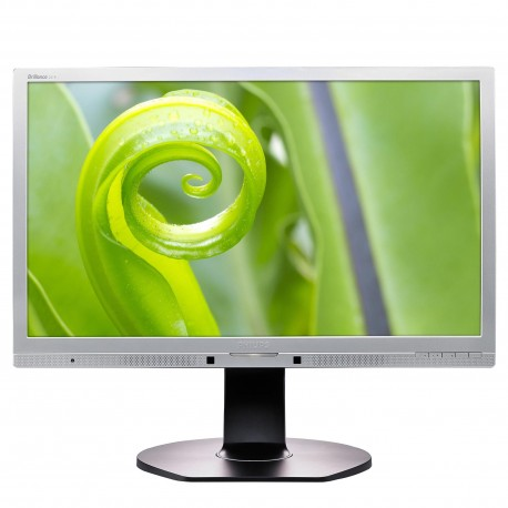 Monitor Philips 221P6QPYES Black/Silver