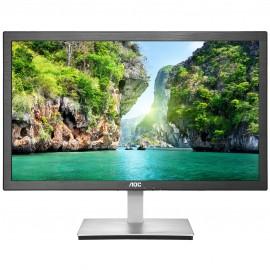 Monitor AOC e2476vwm6 Black/Silver