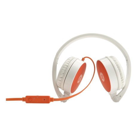 Casti HP Stereo Headset H2800 Orange