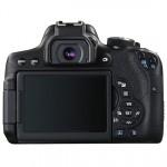Aparat foto DSLR Canon EOS 750D, 24,2 MP + Obiectiv 18-135 IS STM KIT