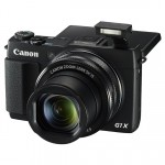 Aparat foto digital Canon PS G1 X Mark II, 12.8MP, Black
