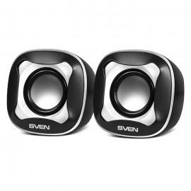 Boxe SVEN 170 Black/White