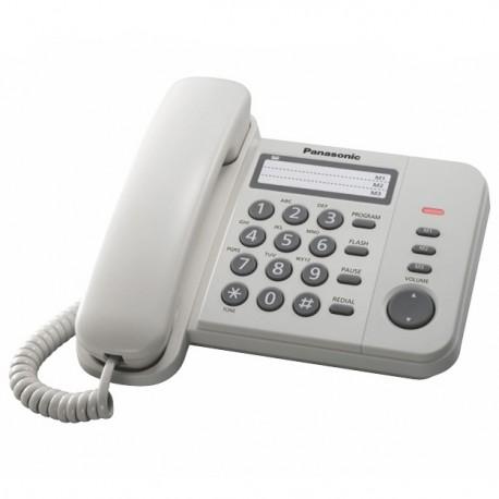 Telefon fix Panasonic KX-TS2352UAW
