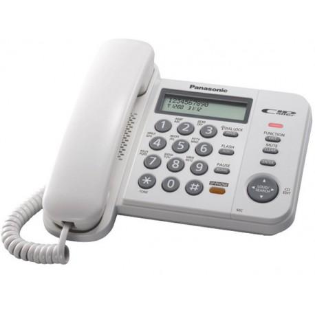 Telefon fix Panasonic KX-TS2356UAW