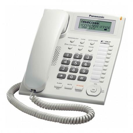 Telefon fix Panasonic KX-TS2388UAW