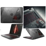 Laptop HP Star Wars Special Edition 15-AN050 Darkside Black