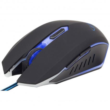 Mouse Gembird MUSG-001-B Black