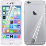 Pelicula de protectie GO COOL iPhone 6 Front + Back