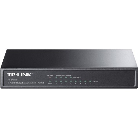 Switch PoE TP-LINK TL-SF1008P