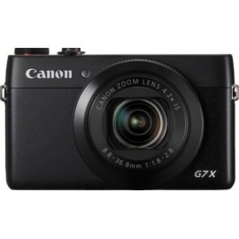 Aparat foto digital Canon PS G7 X Premium, 20.2MP, Black