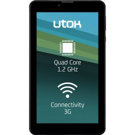 Tableta UTOK Hello 7Q Black