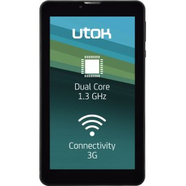 Tableta UTOK 700D 3G Lite Black