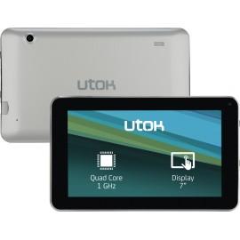 Tableta UTOK 700Q Lite Black-Gray
