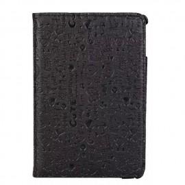 Husa case de protectie GO COOL pentru iPad Mini Happy Black