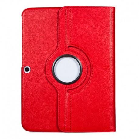 Husa case de protectie GO COOL pentru Samsung P5200 Red