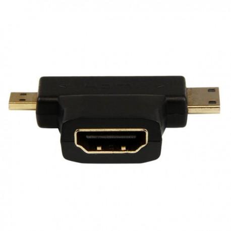 Adapter GO COOL HDMI, Mini HDMI, Micro HDMI