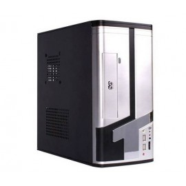 Sistem desktop PC 3.7 GHz / 4 GB / 1.0 TB HDD + 128 GB SSD, DVD-RW, Free DOS