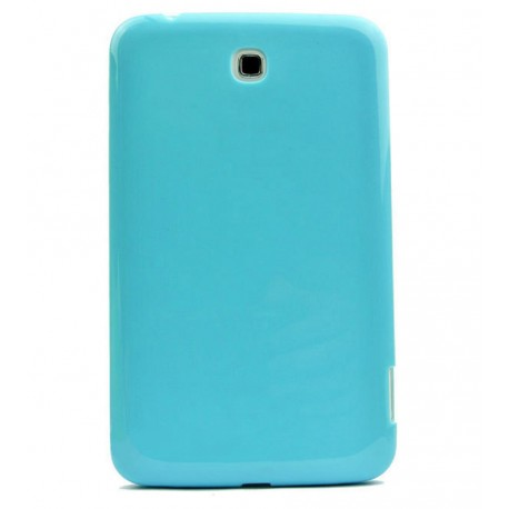 Carcasa bumper de protectie GO COOL pentru Samsung Galaxy Samsung P3200 Blue