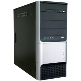 Sistem desktop PC 3.7 GHz / 8 GB / 2.0 TB HDD + 128 GB SSD, DVD-RW, Free DOS