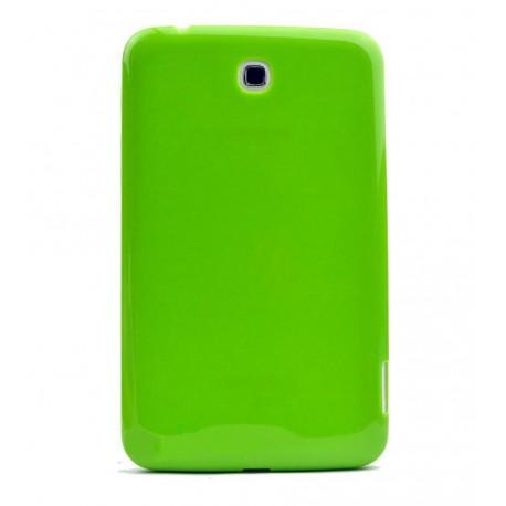 Carcasa bumper de protectie GO COOL pentru Samsung Galaxy Samsung P3200 Green