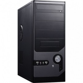 Sistem desktop PC 3.7 GHz / 4 GB / 256 GB SSD, DVD-RW, Free DOS