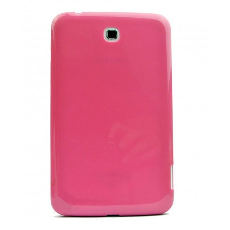 Carcasa bumper de protectie GO COOL pentru Samsung Galaxy Samsung P3200 Pink