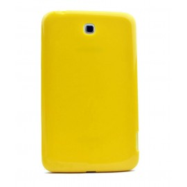 Carcasa bumper de protectie GO COOL pentru Samsung Galaxy Samsung P3200 Yellow
