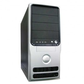 Sistem desktop PC 2.7 - 3.3 GHz / 4 GB / 1 TB HDD + 256 GB SSD, DVD-RW, Free DOS