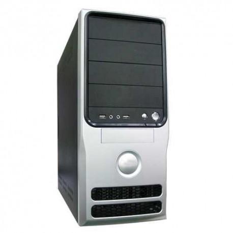 Sistem desktop PC 2.7 - 3.3 GHz / 4 GB / 1 TB HDD + 256 GB SSD, DVD-RW, Free DOS