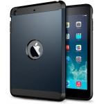 Carcasa bumper de protectie GO COOL pentru iPad Air. iPad 4 Blue