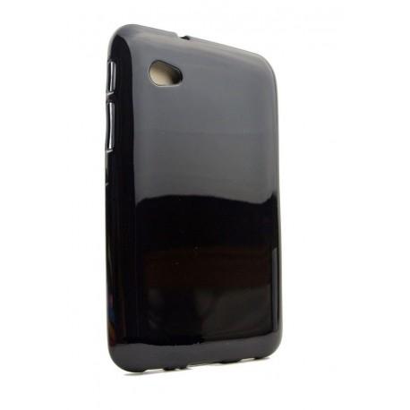 Carcasa bumper de protectie GO COOL pentru Samsung Galaxy P3100 Black