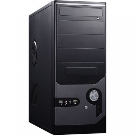 Sistem desktop PC 2.7 - 3.3 GHz / 8 GB / 1.0 TB HDD + 256 GB SSD, DVD-RW, Free DOS