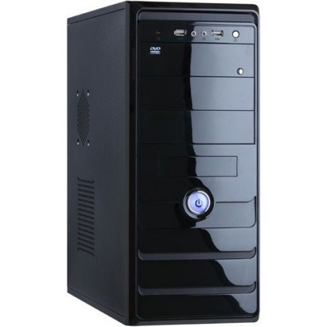 Sistem desktop PC 3.4 - 4.0 GHz / 8 GB / 2.0 TB HDD + 256 GB SSD, DVD-RW, Free DOS