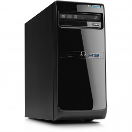 Sistem desktop PC 4 - 4.2 GHz / 8 GB / 1.0 TB HDD, DVD-RW, Free DOS