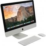 Sistem All in One Apple iMac MK442RU/A Silver