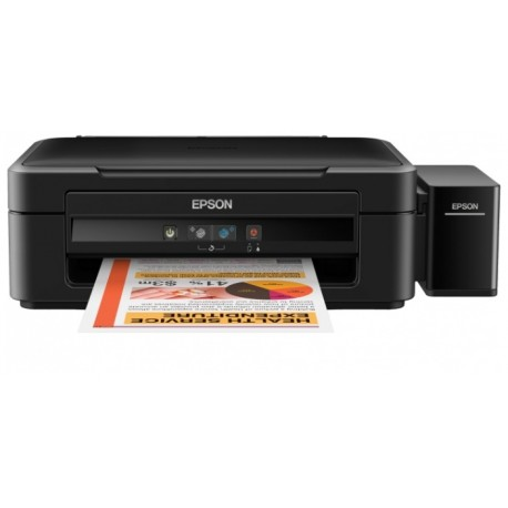 Multifunctionala inkjet color MFD Epson L222 Black