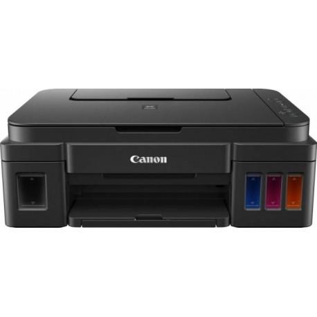 Multifunctionala inkjet color Canon Pixma G3400 Black