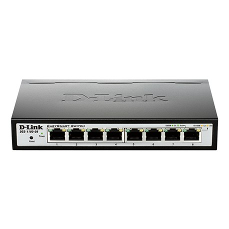 Switch D-Link DGS-1100-08/A1A
