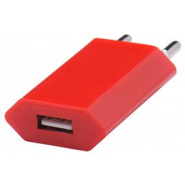 Adapter retea GO COOL Universal 750mah USB Red