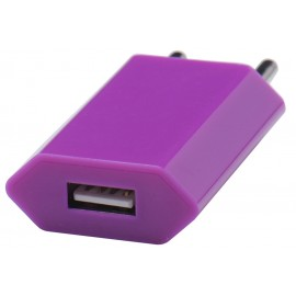 Adapter retea GO COOL Universal 750mah Violet